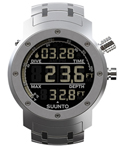 """Suunto Elementum Aqua, Negative - Steel Premium Sports Watch - SS014527000 Brand New Includes 2 Year Manufacturer's Warranty, The Suunto Elementum Aqua is a premium sports watch for urban and underwater use with additional dive log features"