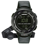 Suunto Vector With Heart Rate Monitor Black Outdoor Sports Watch
