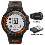 Suunto Quest Speed Pack Orange Sports Fitness Watch W/hrm