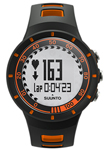 Suunto Quest Watch With Heart Rate Monitor Orange Sports Fitness Watch